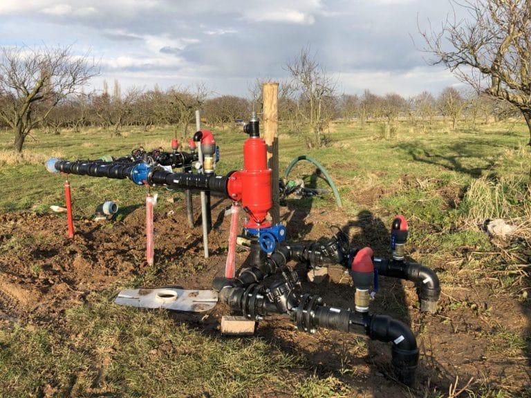 Drip Irrigation Supplies Israel